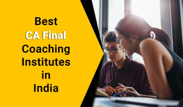 best CA final coaching institutes in india