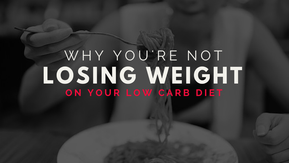 Why You Are Not Losing Weight on Keto?