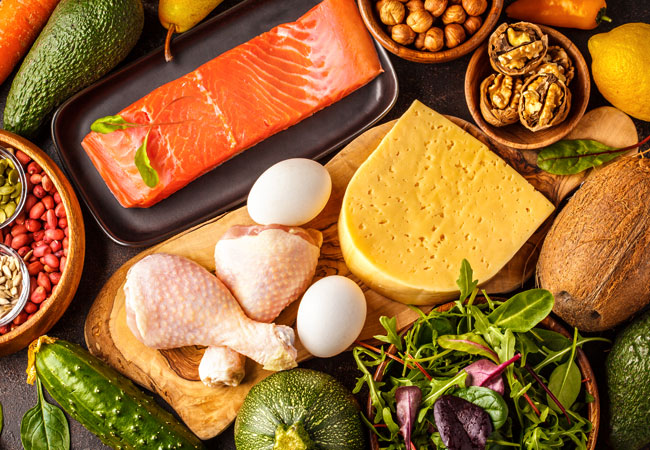 Keto Diet Meal Plan And Foods