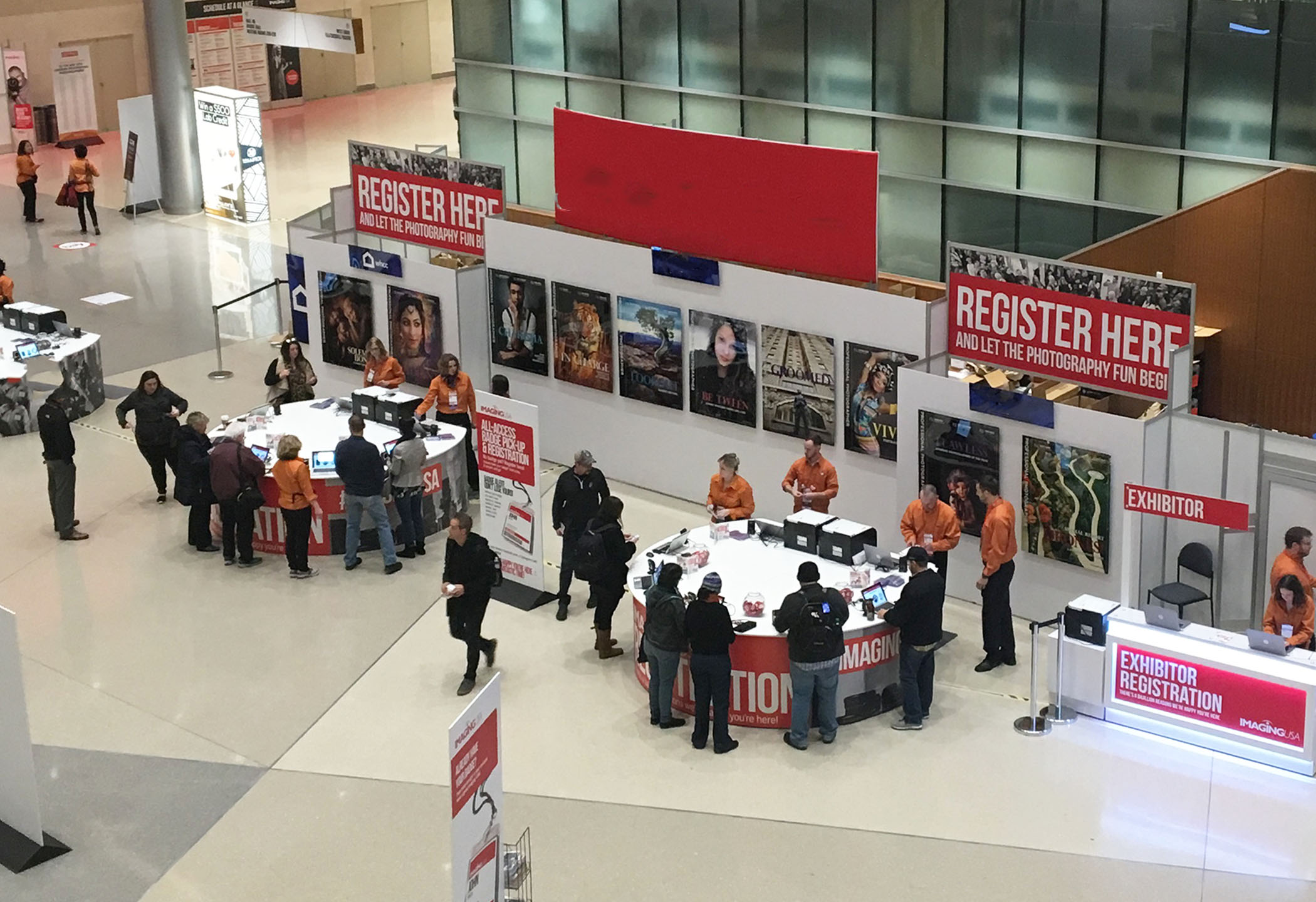 exhibition stands wow space