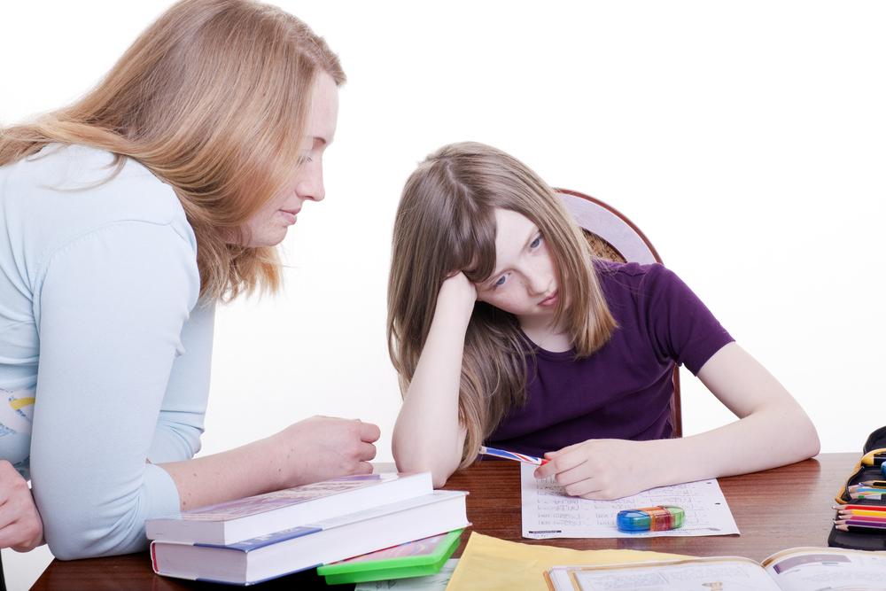 ADHD Symptoms in Teenage Girl