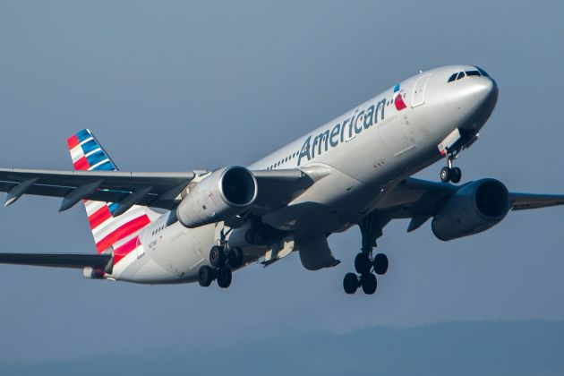 Get the amazing offer and services with American Airlines