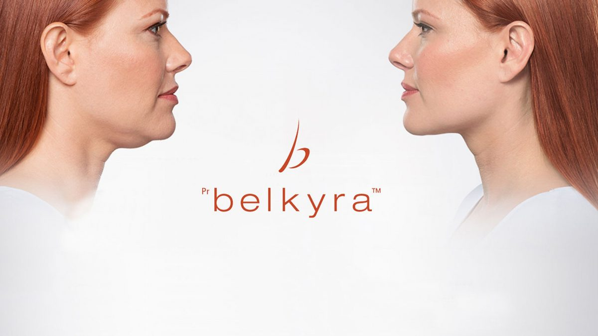 For what reason should you take Belkyra infusions for Double Chin?