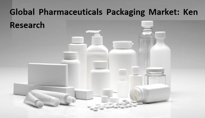 Emerging Generic Drug Demand & Fast Growing Drug Delivery to Drive Global Pharmaceuticals Packaging Market Over the Forecast Period: Ken Research