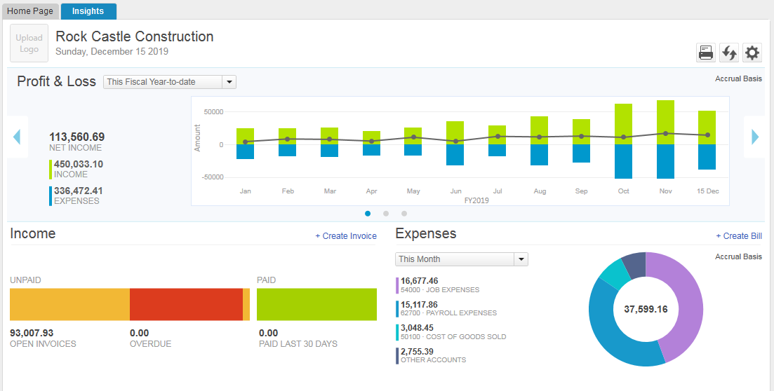 How To Use The Income Tracker in QuickBooks Online?