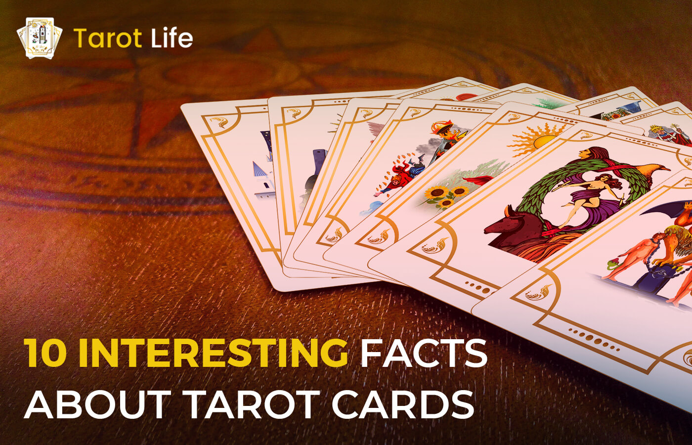 10 interesting facts about tarot cards