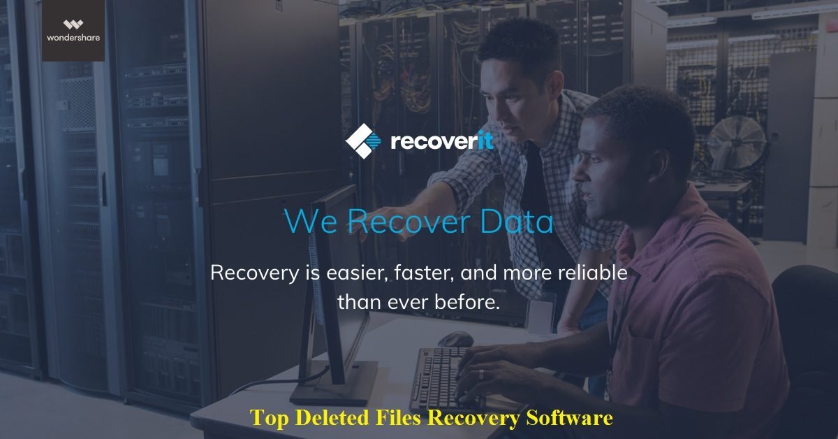 How to Recover Deleted Data from PC