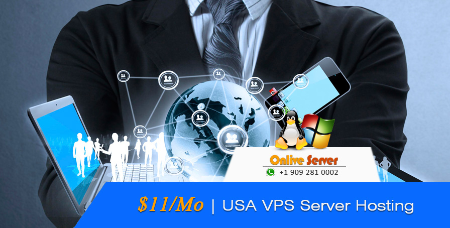 Smart Tech Solutions Comes With USA VPS Hosting by Onlive Server