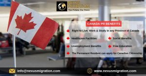 canada pr benfits 2019- nexus migration