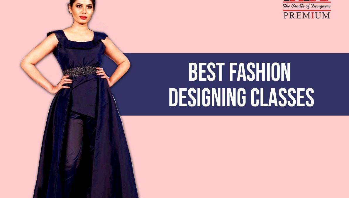 Best Fashion Designing Classes in Pune