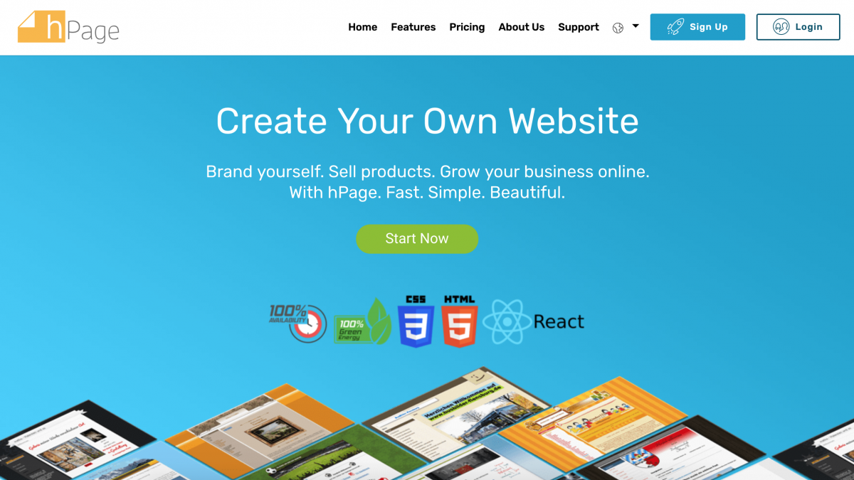 How to Use a Website Builder to Create a Blog