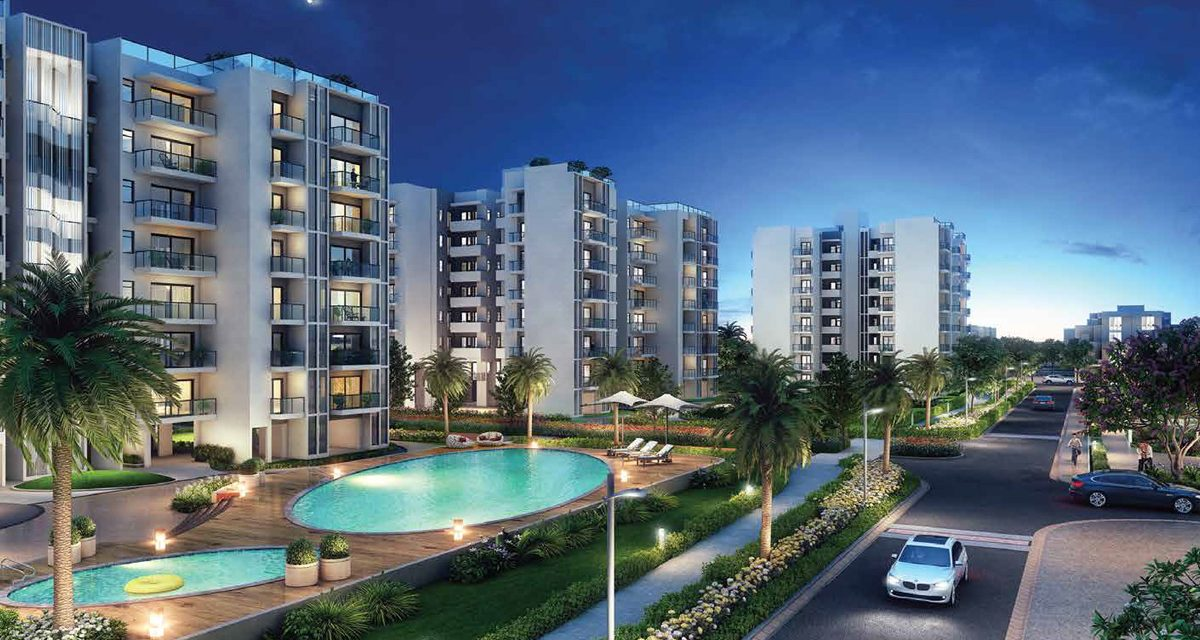 3 BHK Luxury Apartments Starting AT Rs. 71 Lacs*
