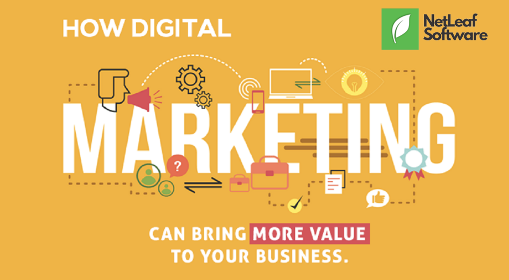 Best Digital marketing services in Gurgaon | Netleaf Software