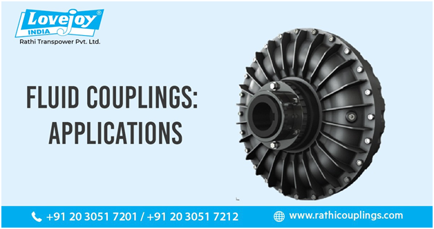 Fluid Couplings | Applications | Rathi Group