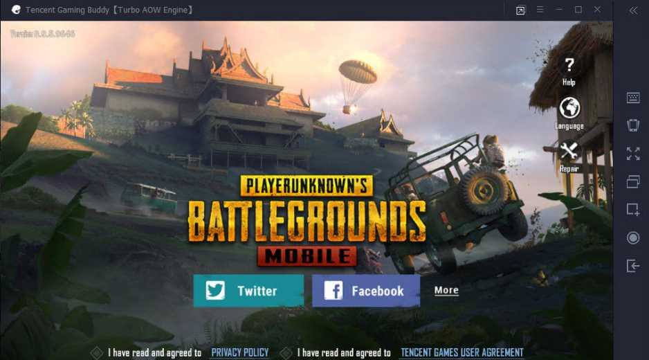 Tencent Gaming Buddy Updates- Gameloop for PC Free