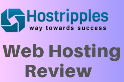 Hostripples Web Hosting Review | Suitable for your Business