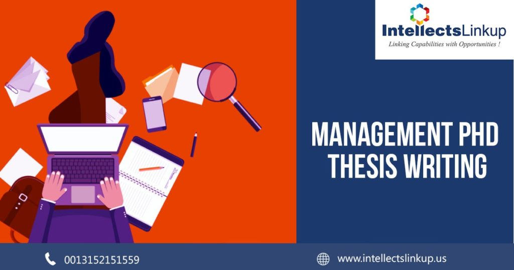 Management Ph.D. thesis writing