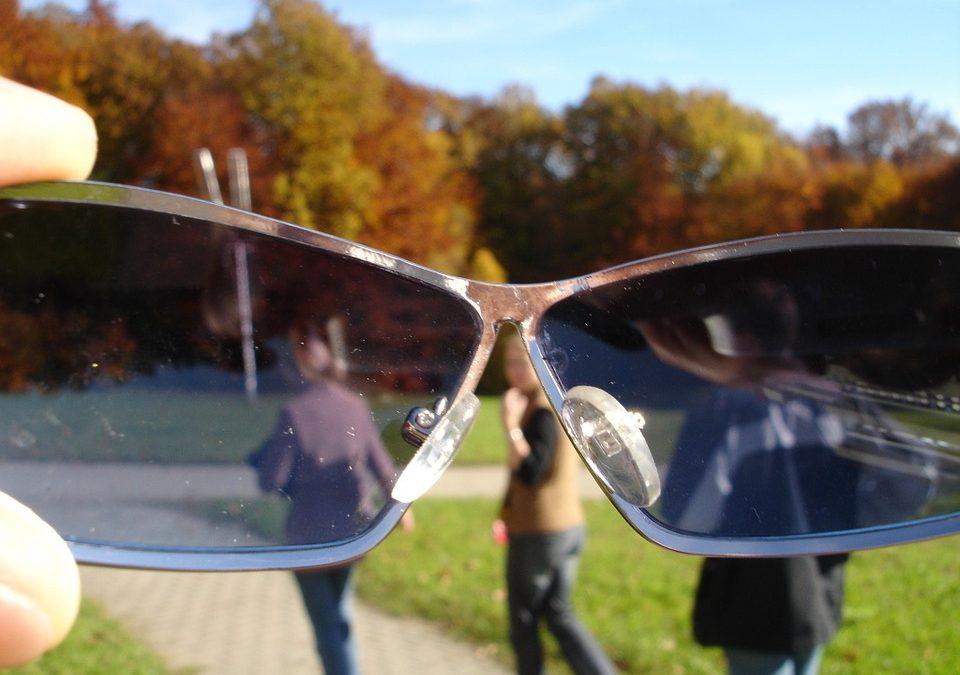 Blue Light Filter Lenses Reduce Eye Strain