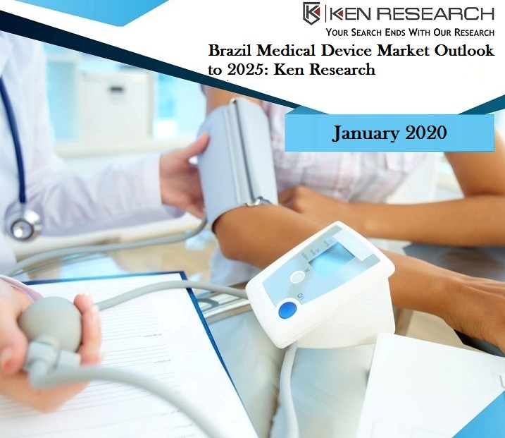 Brazil Medical Device Market Outlook to 2025: Ken Research