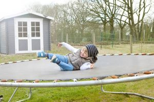 Buying A Trampoline For Your Child - all4kidsonline.com