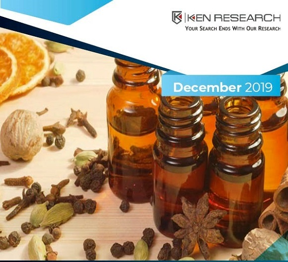 Global Oleoresin Market is Driven by Shifting Consumer Preferences towards Organic Products, Rising Demand from the Flavors & Seasonings, Condiments Industry and Nutraceutical Industry: Ken Research