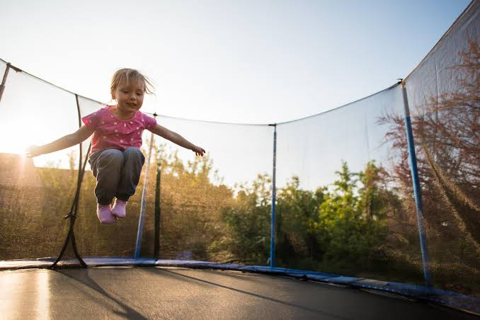 How Age Matters When Buying A Trampoline For Your Child