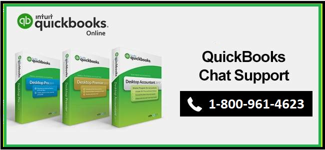 QuickBooks Live Chat @ 180096-14623