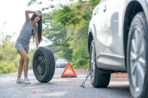 Common Tyre Failure Reasons