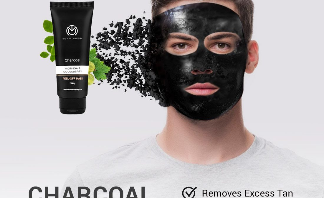 Charcoal Face Mask For Men – Know Everything before Using Them