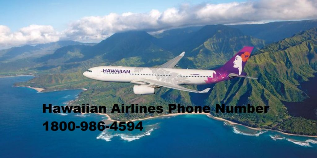 Hawaiian Airlines Reservations Number l8OO-9864-594 ...