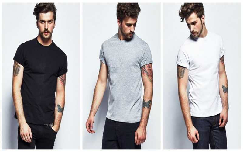 A Complete Guide to Buy Men T Shirts Online