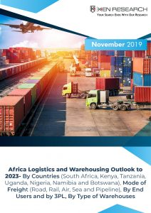 Africa Logistics and Warehousing Market Cover Page