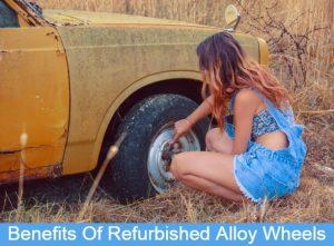 Benefits Of Refurbished Alloy Wheels