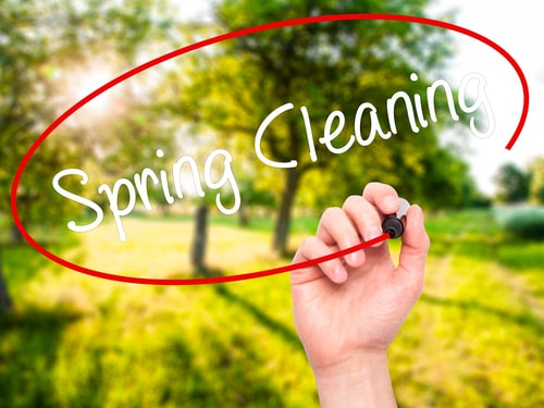 Outdoor Spring-Cleaning Tips