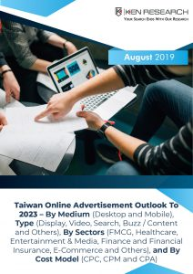 Taiwan Online Advertisement Market Cover Page
