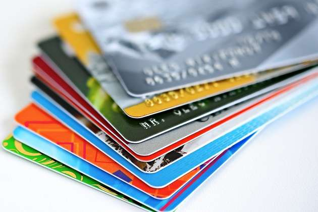 What are the Type of Credit Cards and Their Current Interest Rates?