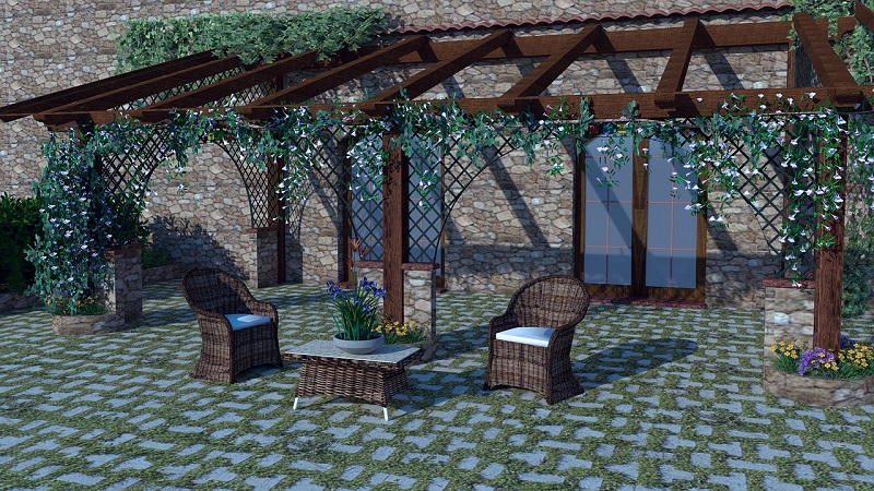 Why You Must Install Pergolas in Your Outdoor Space?