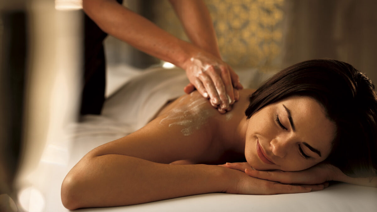 Massage Benefits: good for these days?