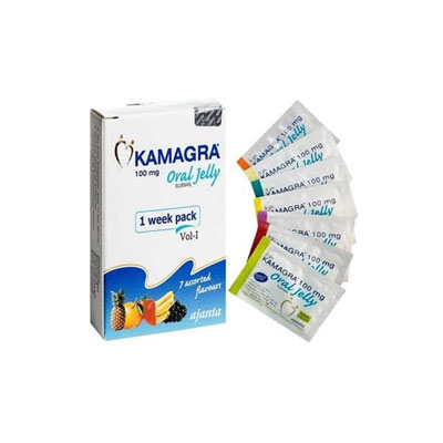 Buy Kamagra Oral Jelly Online UK for satisfying sex life