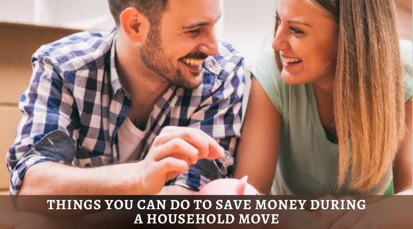 Things You Can Do To Save Money During A Move
