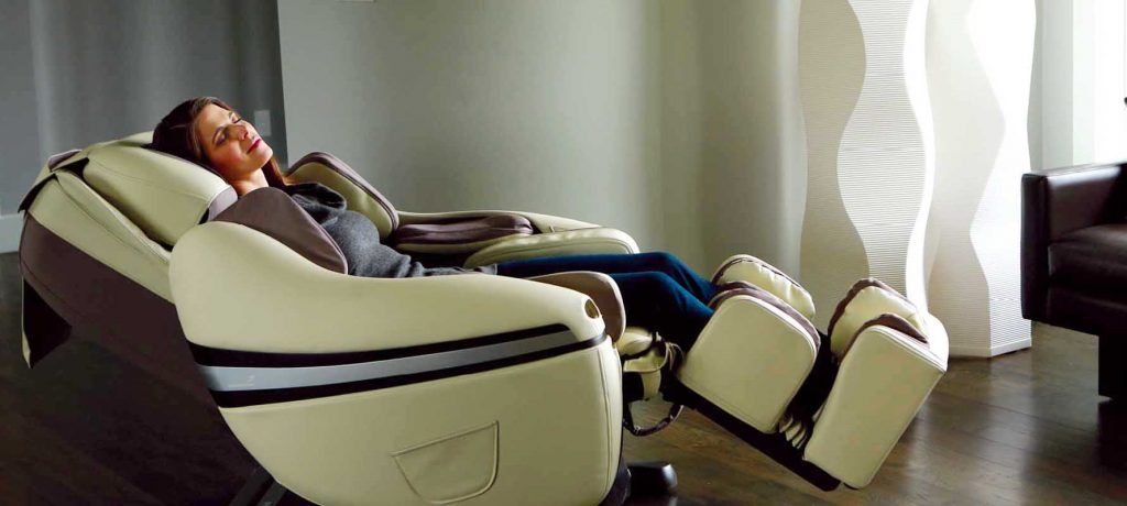 Massage Chair-Perfect way to relax