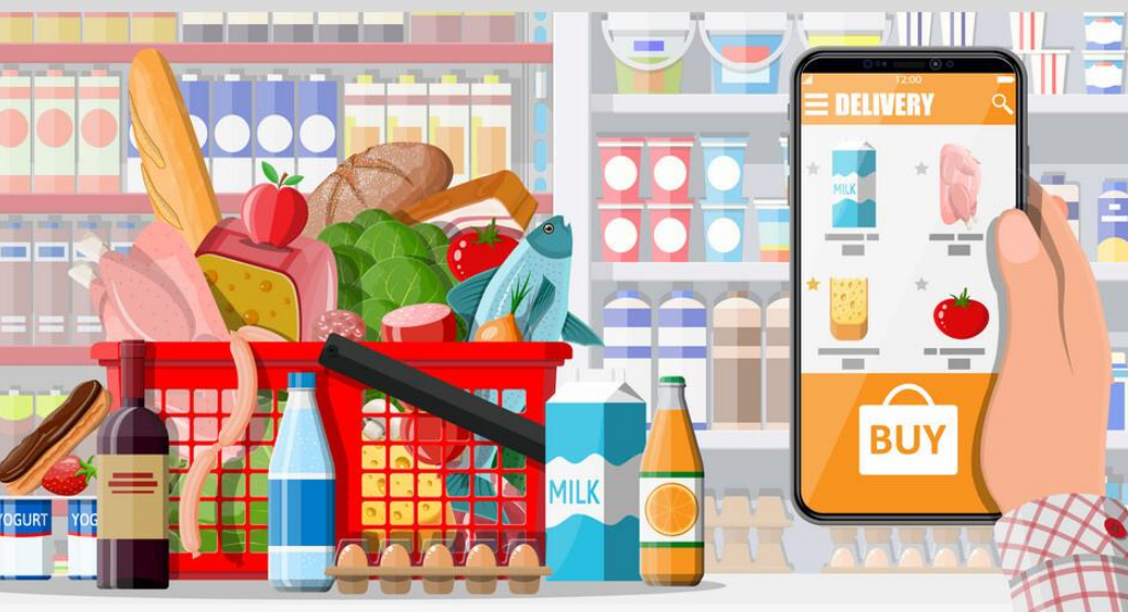 Top Features and Benefits of Developing Grocery Delivery App