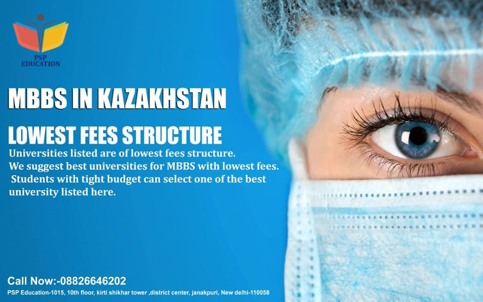 Things you should know about MBBS in Kazakhstan
