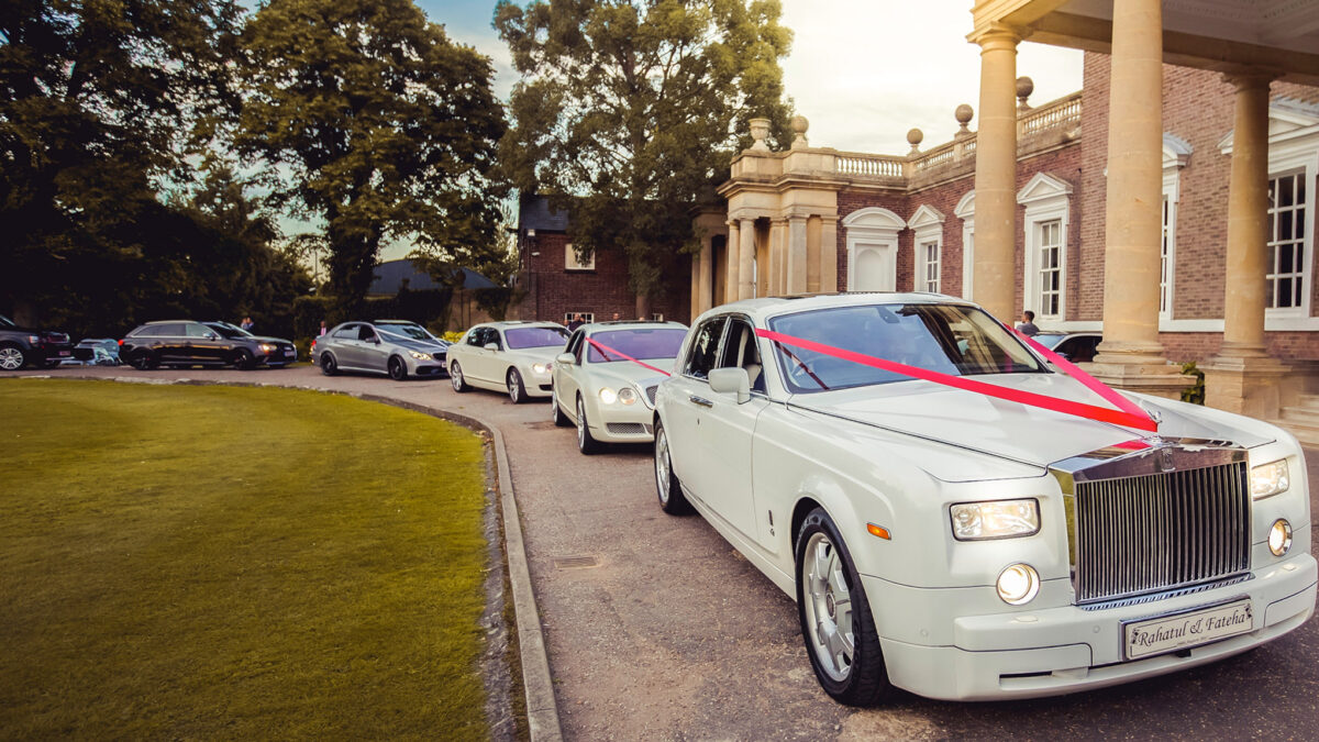 High-class Wedding Car Hire to Choose From
