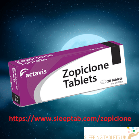 Cure midnight sleep interruptions with Zopiclone Pills