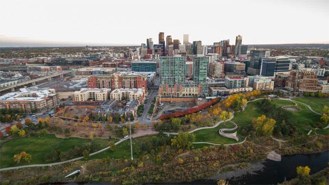 Benefits of Living Riverfront Park, Denver