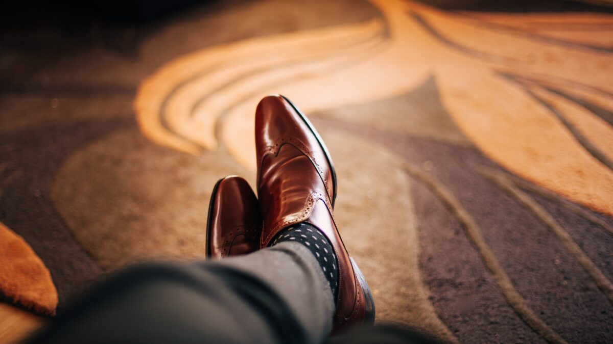 Leather Shoe Care Tips at Home