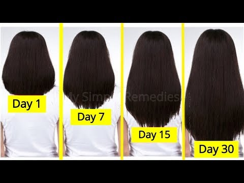 How to Make Your Hair Grow Faster in a Day