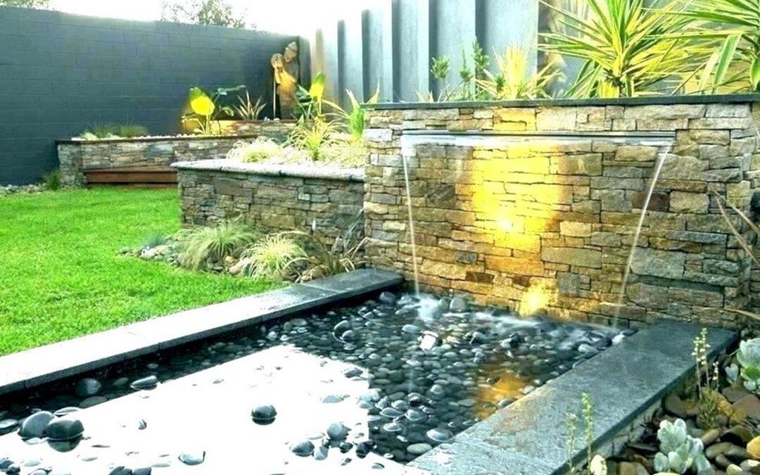 How Water Features Can Enhance Your Garden?