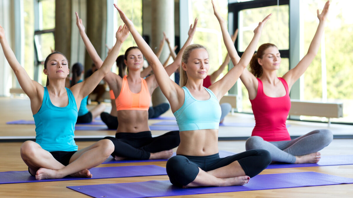 Yoga For Depression: 4 Poses to Boost Your Mood